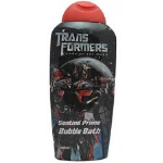 Transformers Sentinel Prime Bubble Bath 500ml